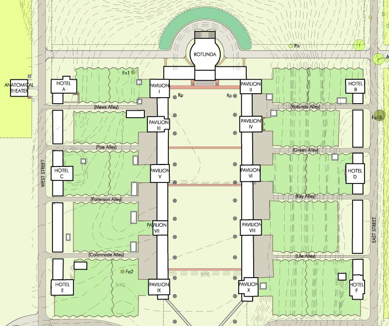 1827 Landscape Plan