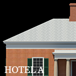 Hotel A Render Gallery