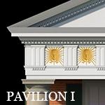 Pavilion I Render Gallery