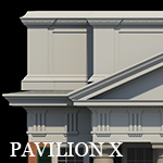 Pavilion X Render Gallery